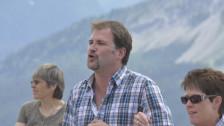 Audio «Stefan Roos bringt Gefühl ins Heidiland» abspielen.