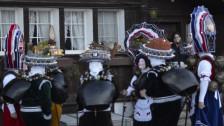 Audio «Teufener Silvester-Chläuse am Unspunnenfest» abspielen