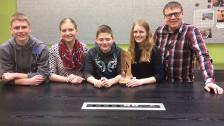 Audio ««Viva Nachwuchspreis»-Sieger live im Brunch» abspielen