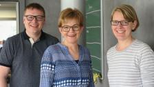 Audio «Zu Gast: Christina Bucher und Silvia Hurni» abspielen