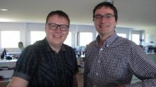 Audio «Der Ruhige am grossen Mischpult: Musikproduzent Walter Fölmli» abspielen