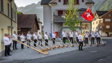 Audio «Alphornklänge aus Sargans» abspielen.
