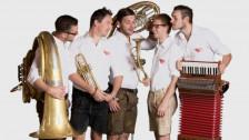 Audio «Quattro Poly: «Schlanzige» Blasmusik aus dem Allgäu» abspielen