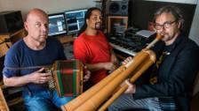 Audio «Die Berge: Sitz der Götter, Inspirationsquelle für Musiker» abspielen