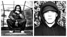 Audio «Akrobatik & Cr7z: Live bei SRF Bounce» abspielen