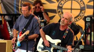 Laschar ir audio «Eric Clapton & J.J. Cale: «Cocaine»».