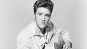 Laschar ir audio «Elvis Presley: «Love me tender»».