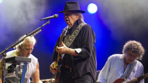 Laschar ir audio «Neil Young: «Heart of gold»».