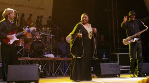 Laschar ir audio «Miriam Makeba: «Pata pata»».