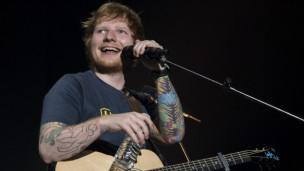 Laschar ir audio «Ed Sheeran: «Galway Girl»».