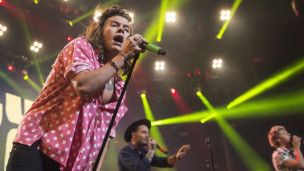Laschar ir audio «Harry Styles: «Sign of the times»».