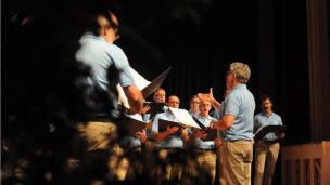 Laschar ir audio «Maienfeld - la Festa da chant districtuala».