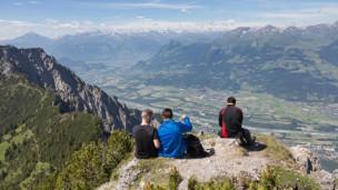 Laschar ir audio «Digitip – Chattar la senda da viandar cun «SchweizMobil»».