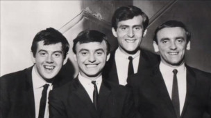 Laschar ir audio «Gerry & the Pacemakers: «You'll Never Walk Alone»».