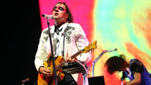 Laschar ir audio «Arcade Fire: «Everything now»».