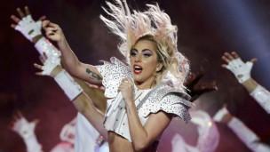 Laschar ir audio «Lady Gaga: «The Cure»».