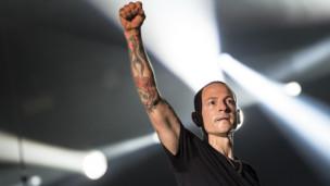 Laschar ir audio «Linkin Park: «Talking to myself»».