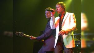 Laschar ir audio «Duran Duran: «Ordinary World»».