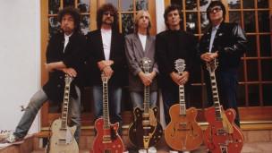 Laschar ir audio «Traveling Wilburys: «Handle with care»».