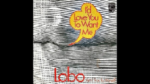Laschar ir audio «Lobo: «I'd love you to want me»».