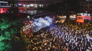 Laschar ir audio «Il festival Label Suisse – 100% sound svizzer».