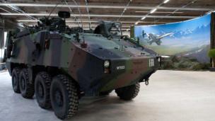 Audio «Export von Kriegsmaterial: richtig oder falsch?» abspielen.