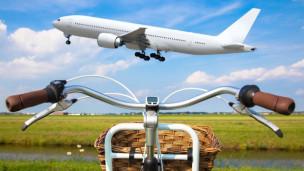 Audio «Wegen E-Bike: Streit am Flughafen Basel» abspielen.