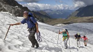 Audio «Wo sind die Schweizer Bergführer?» abspielen.