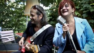 Audio «Gigi Moto - ein neues Album zwischen Pop, Blues und Soul» abspielen.