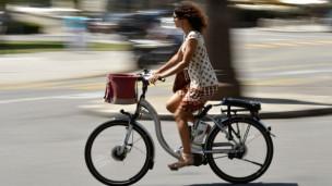 Audio «Mit dem richtigen E-Bike in den Frühling» abspielen.