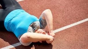 Audio «Sport und Hitze – wie schütze ich mich?» abspielen.
