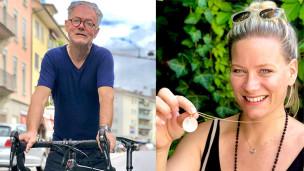 Audio «Weltreisen und Weine: Andrea Jansen und Josef Reinhardt» abspielen.