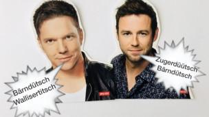 Audio «Switchen, anpassen und bewahren: Die Vielsprachigkeit im Dialekt» abspielen.