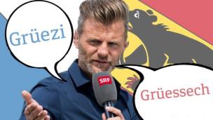 Audio «Von «Grüezi» zu «Grüessech» und zurück» abspielen.