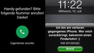 Audio «Bessere Chancen beim Verlust des Smartphones» abspielen.
