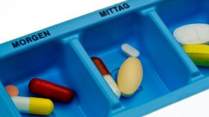 Audio «Polypharmazie: Wie viele Medikamente sind zu viel?» abspielen.