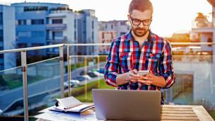 Audio «Homeoffice: Tipps für das Büro zuhause» abspielen.