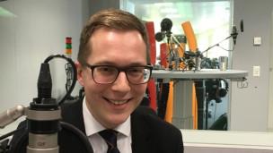 Audio «Müssen Politiker Mundart reden?» abspielen.