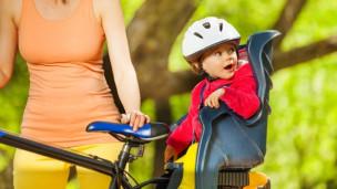 Audio «Mit Kind und Velo sicher unterwegs» abspielen.