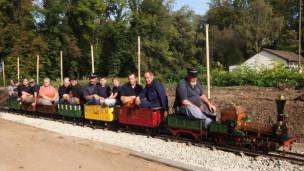 Audio «Kleine Züge, grosse Leidenschaft» abspielen.