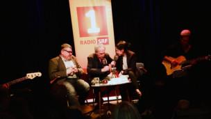 Audio «Patrick Tschans kubanischer Käser live im BuchZeichen» abspielen.