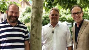 Audio «Benji von Ah und Oli Hess: Sägemehl und Wiesensäuli» abspielen.