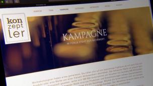 Audio «Firma Konzeptler: Fiese Abzocke mit «Gratis»-Homepage» abspielen.