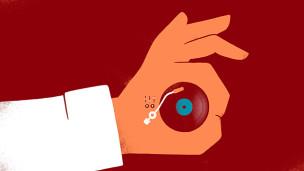 Audio «Derwisch mit internationaler Durchschlagskraft: Okay Temiz» abspielen.