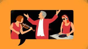 Audio «Mandolinenstudium beim Geigenlehrer: Avi Avital» abspielen.