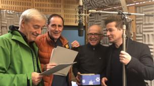 Audio ««Der letzte Schnee» von Arno Camenisch (Premiere)» abspielen.