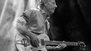 Audio «Christy Doran, ein Ire als wichtigster Schweizer Jazz-Gitarrist» abspielen.