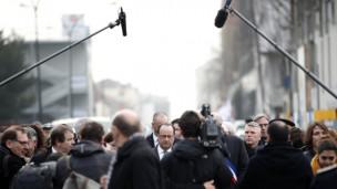 Audio «Frankreich, blockiertes Land» abspielen.