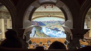 Audio «Undurchsichtig: Die Finanzierung der Politik in der Schweiz» abspielen.