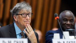 Audio «Sagt Bill Gates, was Gesundheit ist?» abspielen.
